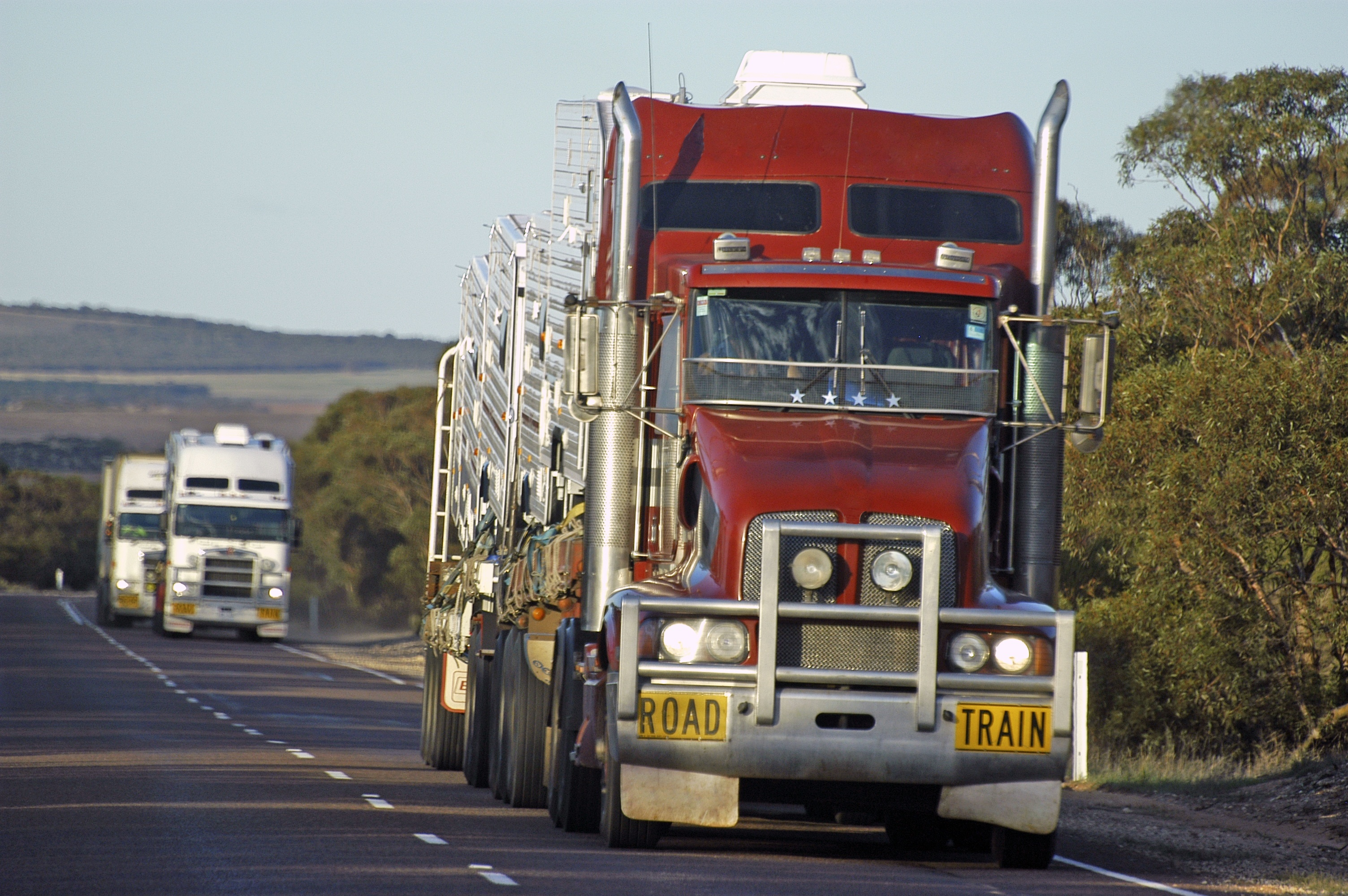 COALITION COMMITTED TO A SAFE HEAVY VEHICLE INDUSTRY - The ...