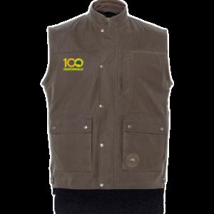 Jumbuck Wool lined Driza-Bone Vest